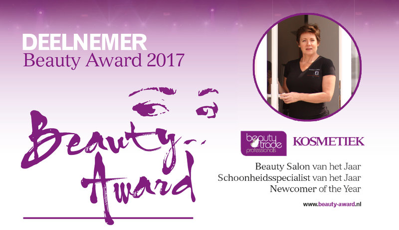 Deelnemer Beauty Award 2017