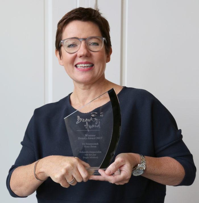 Kuno met Award | De Beautycoach